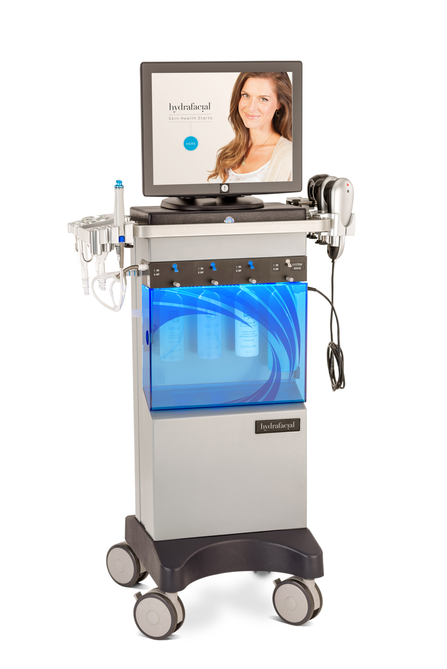 HydraFacial treat is the best skin care